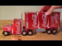 Domowy Coca Cola Ciężarowe
