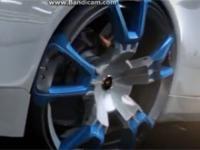 Samochodowe koła przyszłości