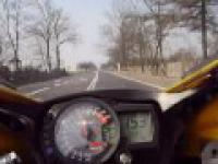 Hamowanie z 300km/h do 50km/h