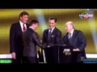 Lionel Messi po raz 4 najlepszym piłkarzem świata !
