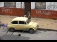 Kradzież samochodu w wersji amerykańskiej
