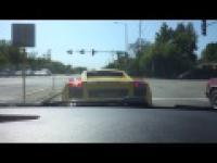 Skasował Lamborghini za 220 tys $