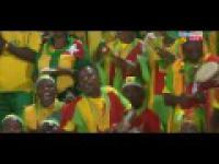 Wygięta bramka w Pucharze Afryki