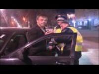 Policja zatrzymuje naćpanego rosyjskiego kierowcę..