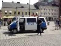 Techno policjant