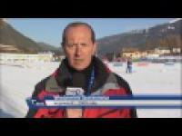 Justyna Kowalczyk - debiut na mistrzostwach świata