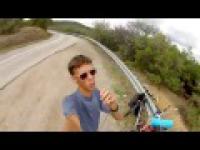 Rowerem przez Krym