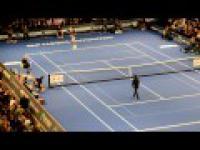 Każdy może grać w tenisa - nawet Ben Stiller