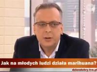 O marihuanie w TVN