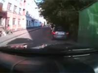 Takie rzeczy tylko na rosyjskich ulicach
