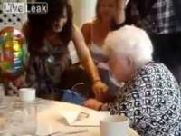 Prezent dla babci