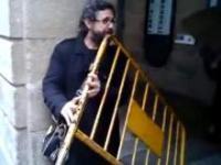 Jak grać na balustradzie?