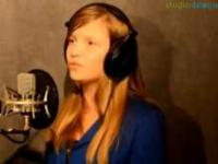 Hallelujah (po polsku) cover, wykonuje Julia Zalewska