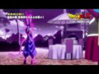 Sceny walki z nowego filmu Dragon Ball Z