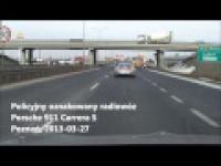 Polskie Policyjne Porsche - Poznań - 2013-03-27