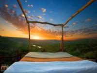 Niezwykły hotel w Kenii
