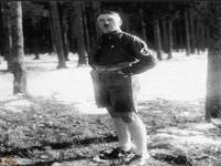 Hitler w szortach