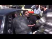 Syrijski cywili stracił noge 18+