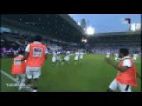 Diego Maradona z KATARU - Niesamowity Rajd i gol