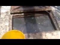 Naprawa kanalizacji po Iracku