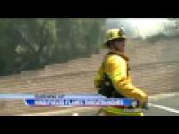 Wielki pożar w Kaliforni