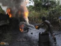 Kradzież ropy w Nigerii