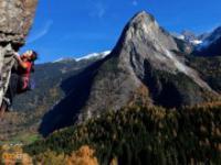 Niesamowita wspinaczka górska