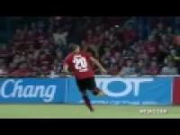 Zabawna 'Cieszynka' po zdobyciu goal