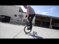 Tim Knoll i jego nowe popisy na BMX'ie