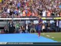 Neymar w Barcelonie - Prezentacja na Camp Nou!