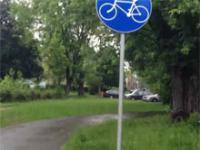 Najdłuższa ścieżka rowerowa w Polsce.