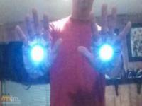 Własnoręcznie wykonany strój Iron Mana