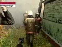 Tak gaszą pożary w Rosji