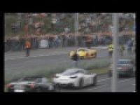 Najlepsze ujęcie wypadku na Gran Turismo Poznań
