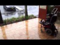 Drift na wózku