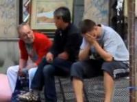 Płacz w miejscach publicznych