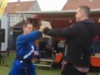 Najgorszy pokaz Taekwondo