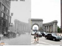 Nowy Jork na fotografiach dawniej i dziś