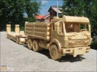 Pojazdy z zapałek