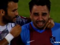 Chamscy kibice z Turcji obrażali niedawno zmarłą matkę piłkarza