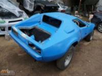 Renowacja samochodu Eagle SS
