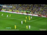 Gareth Bale - Pierwszy gol wartego 100mln € piłkarza