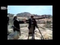 Talib i jego nowy karabin