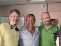 Świetne fotografie zza kulis serialu Breaking Bad