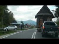 Transport domu na samochodzie - POLSKA