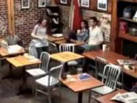Telekineza w kawiarence