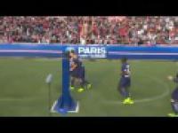 Zlatan Ibrahimovic - kolejna piękna bramka