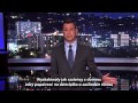Jimmy Kimmel i facebookowy plan B [Napisy PL]