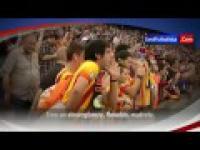 Kibice Barcelony Jadą Po Cristiano Ronaldo