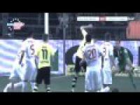 HATTRICK Roberta Lewandowskiego przeciwko  VfB Stuttgart